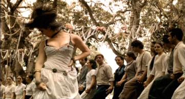 """Cena do filme """"Lavoura arcaica"""", baseado em livro de Raduan Nassar"""