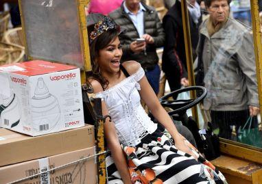 Makin of da campanha da Dolce & Gabbana