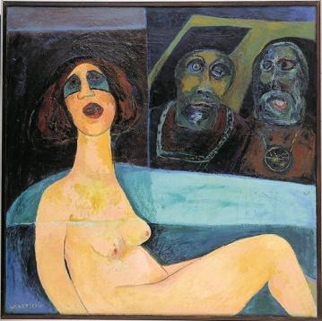 "De Anatol Wladyslaw, ""Os perplexos santos homens"""