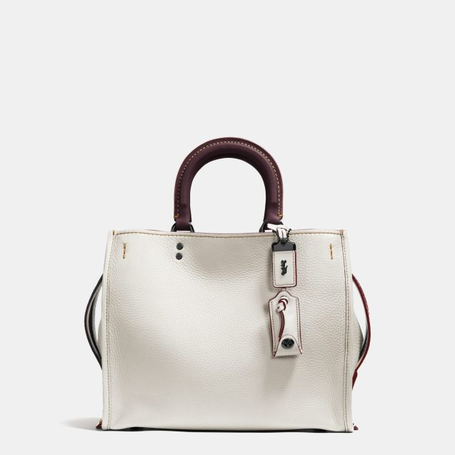 A bolsa já está a venda nas lojas Coach do Brasil e custa 4198 reais.
