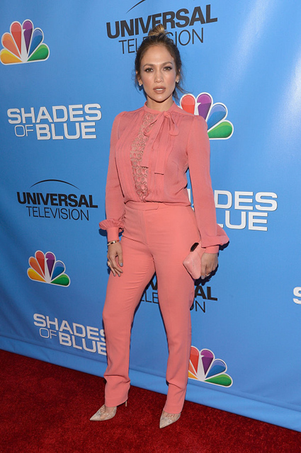 """Television Academy Event For NBC's """"Shades Of Blue"""" - Arrivals"""