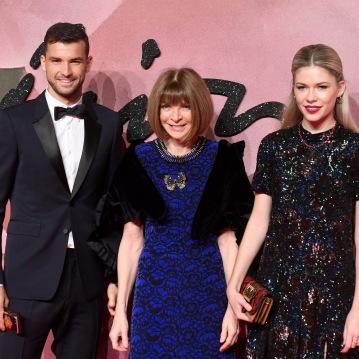 The Fashion Awards 2016: o red carpet