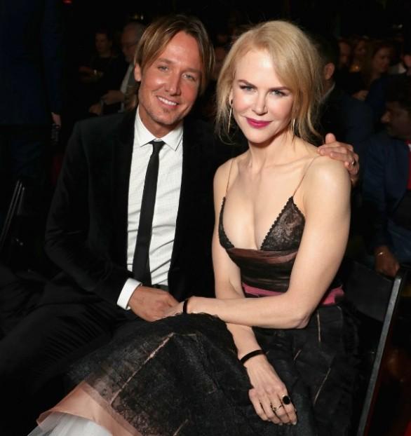 Nicole Kidman e Keith Urban (Foto: Getty Images)