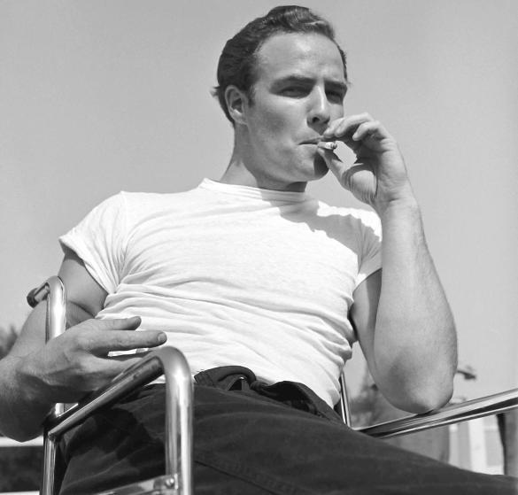 """Marlon Brando, """"The Men"""""""
