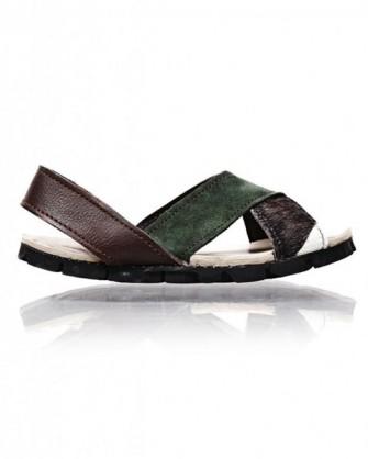O sapato da Brother Vellis, inspirado nos que os Masai usam!