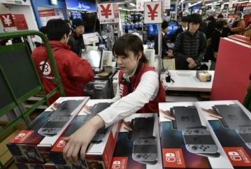 O novo Nintendo Switch substitui o Wii U, lançado em novembro de 2012 pela empresa japonesa