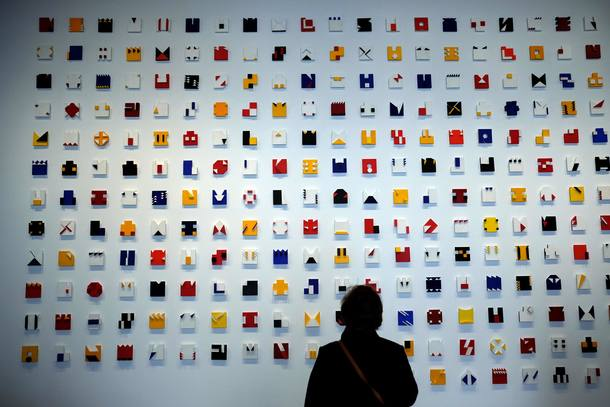 The first major retrospective exhibition in the United States devoted to Brazilian artist Lygia Pape