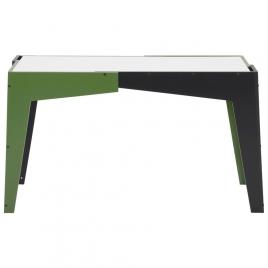 Mesa, também da mesma linha, disponível na Tok & Stok