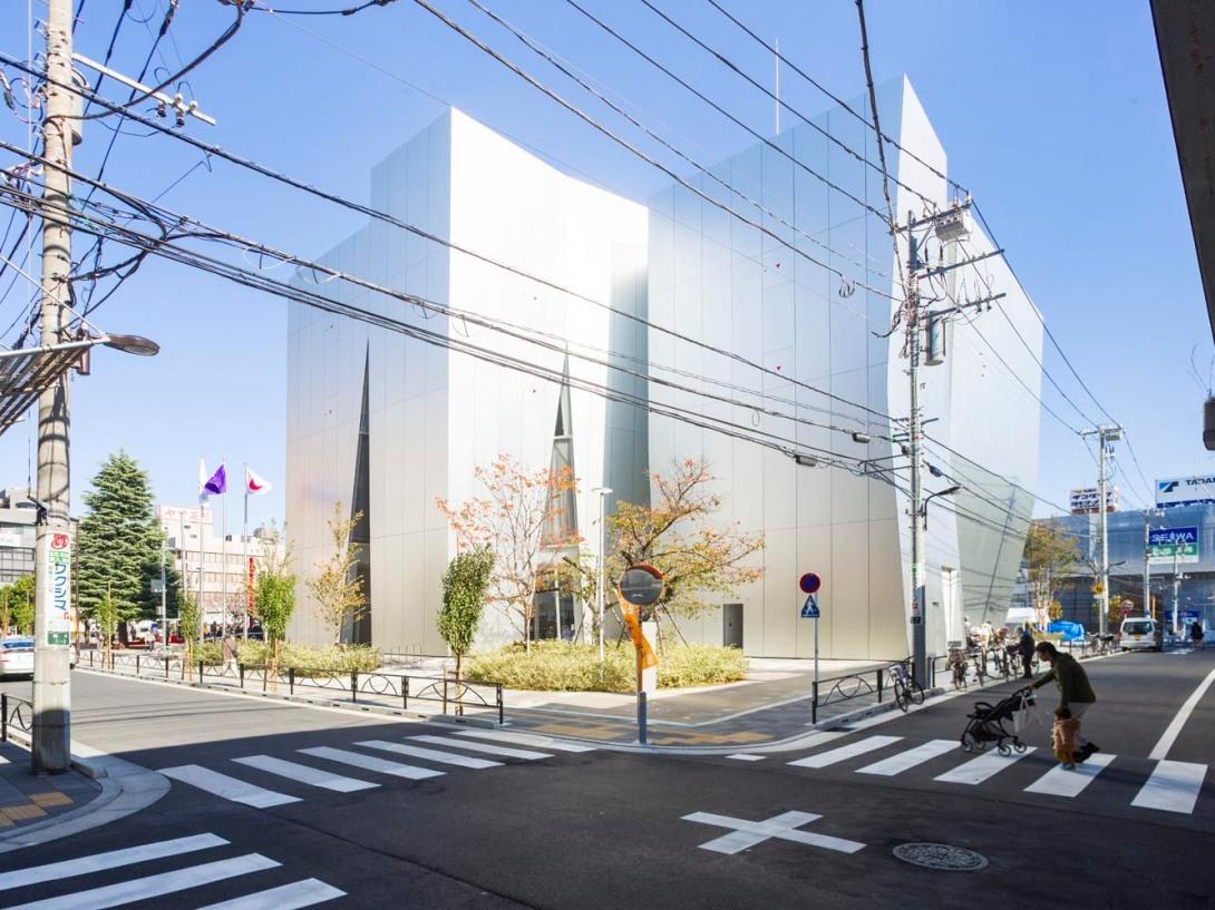 12._Hokusai_Sumida_Museum_-_Kazuyo_Sejima_©Vincent_Hecht_-_Pan2