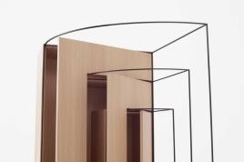 Armário da Collective Design. Foto: Akiro Yoshida