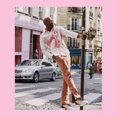 Gregory, que é muso da marca Pigalle, também tem um projeto chamado Pinkvision, com fotos de várias pessoas vestindo rosa!