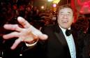 Jerry Lewis em prêmio de comédia em 1998, em Los Angeles (Foto: Reuters)