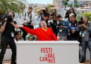 Jerry Lewis divulga o filme 'Max Rose' em Cannes em 2013 (Foto: Regis Duvignau/Reuters)