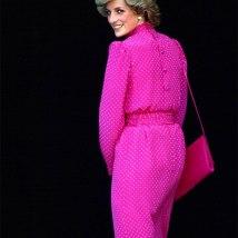 Ela era o ícone fashion de diversas mulheres não só na Inglaterra