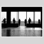 """Aeroporto de Congonhas"" de German Lorca na Galeria Fass"