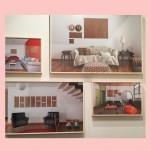 Marcelo Drummond fotografa na casa de amigos, se apropria de objetos e os desloca pra outros contextos. Fica no espaço da Galeria Periscopio