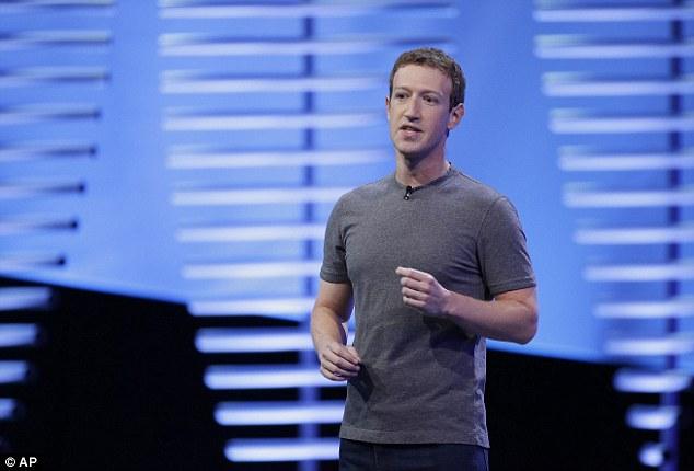 Mark Zuckerberg CEO