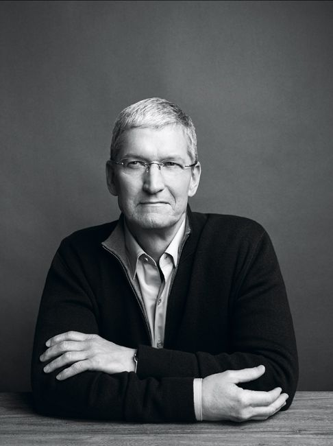 Tim-Cook on fortune
