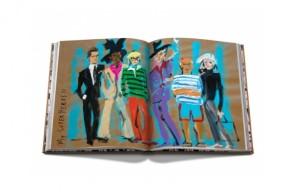"""""""Donald, the book"""" mistura anedotas com suas famosas ilustrações, que já lhe renderam parcerias com marcas como Smashbox e Bergdorf Goodman, à venda a partir de 15/09"""