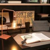 Não surpreende que as luminárias foram criadas para tornar a lâmpada o maior destaque Foto: Etna