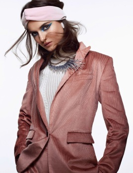 Vogue Arabia December 2017 - 1