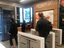 Para pagar, basta sair da loja; em instantes, empresa envia email detalhando as compras