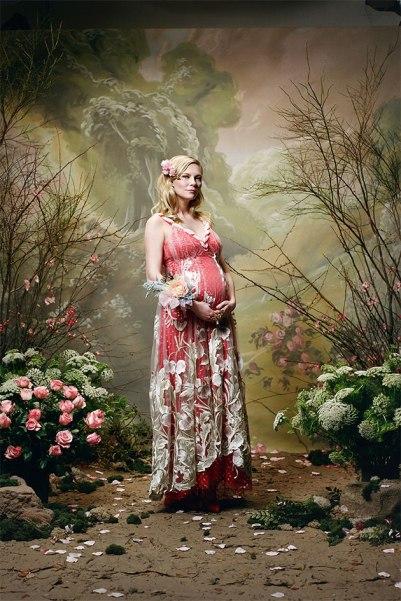 Kirsten Dunst grávida