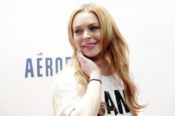 Famous-birthdays-for-July-2-Lindsay-Lohan-Larry-David