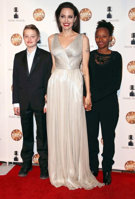 45th Annual Annie Awards - Arrivals