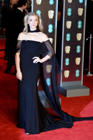 LONDON, ENGLAND - FEBRUARY 18: Natalie Dormer attends the EE British Academy Film Awards (BAFTA) held at Royal Albert Hall on February 18, 2018 in London, England. (Photo by Jeff Spicer/Jeff Spicer/Getty Images)