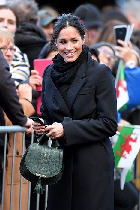 Meghan Markle Stella McCartney coat