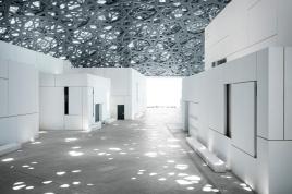 (Mohamed Somj/Louvre Abu Dhabi/Designboom)