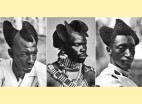 O penteado tradicional era usado por poderosos líderes e nobres além de mulheres solteiras, indicando aos potenciais pretendentes que estavam na idade de casar