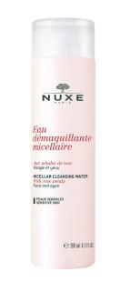 Água micelar Possui ativos do coco, que garantem uma limpeza suave, e ácio hialurônico que evita a desidratação da pele. Cleansers Rose Petals, Nuxe, R$ 63,90