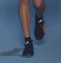 Nos pés, Nike