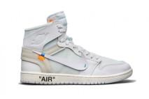 O tal do tênis Virgil Abloh x Air Jordan 1, parceria com a Nike... realmente é lindo