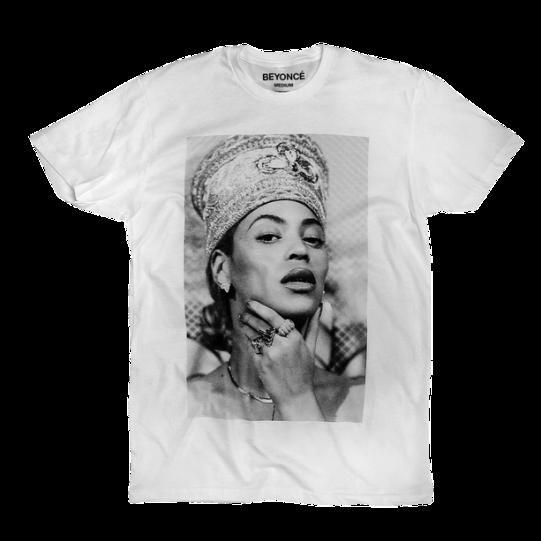 T-shirt, US$35 (Beyoncé.com/Divulgação)