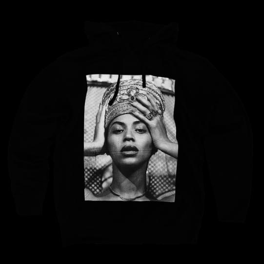 Moletom, US$60 (Beyoncé.com/Divulgação)