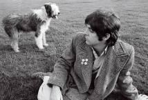PAUL MCCARTNEY EM 1968 Paul McCartney em 1968 em foto de Linda Louise Eastman. Eles se casaram em 12 de março de 1969 Foto: Linda McCartney