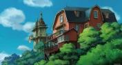 O Studio Ghibli divulgou os primeiros croquis do seu parque temático que será inaugurado no Japão em 2022