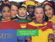 E aqui uma imagem de Oliviero pra Benetton, bem anos 90. Só de olhar bate uma saudade.
