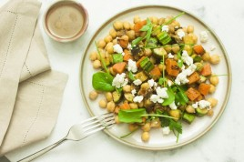 Tajine de legumes e grãos de bico (Foto: Divulgação)