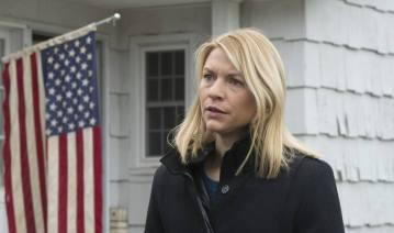 Homeland A notícia do fim da série foi dada pela atriz Claire Danes, que informou ser a 8ª a última temporada.
