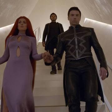 Inumanos Essa série da Marvel não agradou os fãs e não conseguiu passar da primeira temporada.