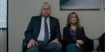 Here and Now Esse drama protagonizado por Tim Robbins e Holly Hunter não conseguiu passar da primeira temporada.