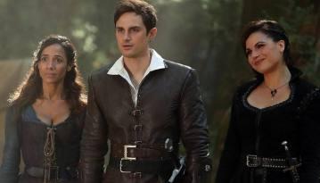 Once Upon a Time Depois de sete temporadas, a série de fantasia não terá continuidade.