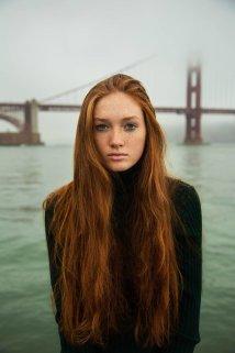 Sarah fotografada em San Francisco II Créditos: Mihaela Noroc
