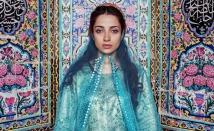 A woman in Shiraz, Iran