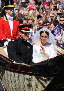 Príncipe Harry e Meghan