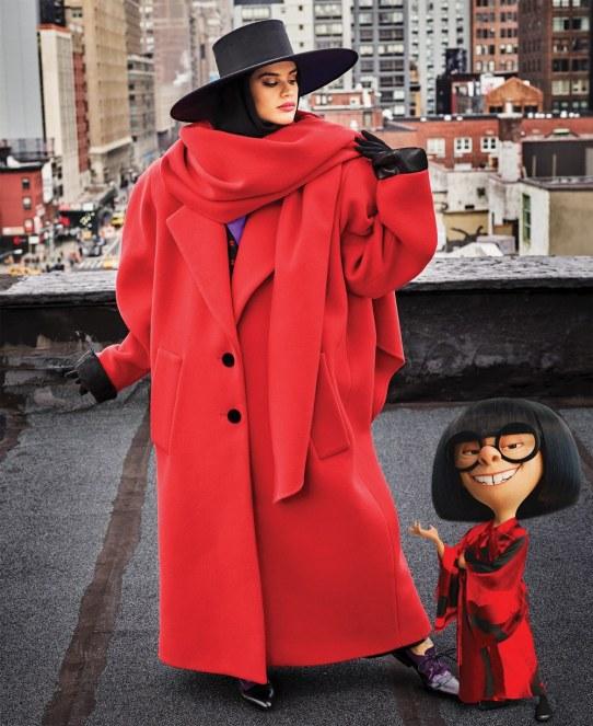Harpers-Bazaar-Disney-Pixar-Sara-Sampaio-Victor-Demarchelier-1